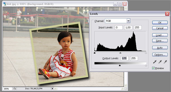 Photoshop tutorial: Make your photo stand out