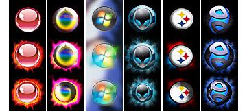 Customize the Windows 7 start button