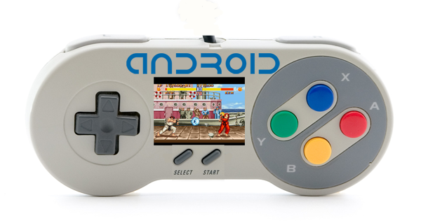 SNES meets Android