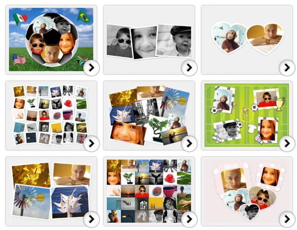 how to create a photo collage online
