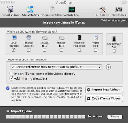 how to find itunes tv show files