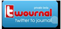 Twournal logo