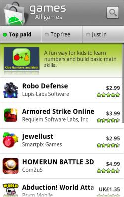 Gamelist
