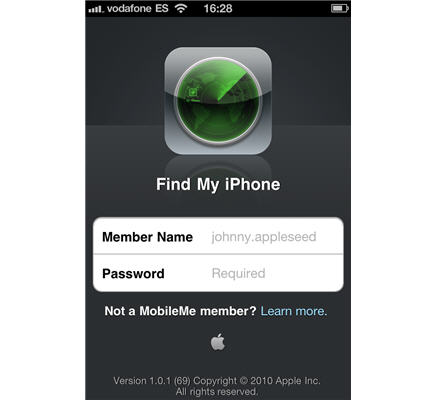 my iphone stolen how to find