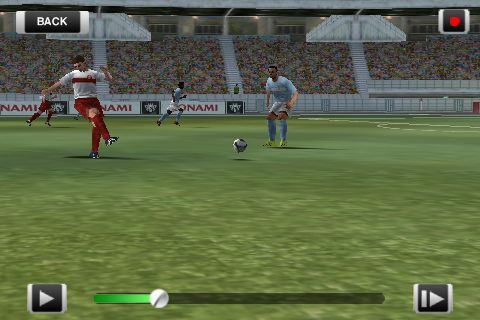 PES replays