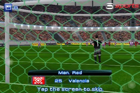 Real Soccer replay
