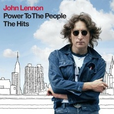 John Lennon Albums Now On Spotify Screen Capture