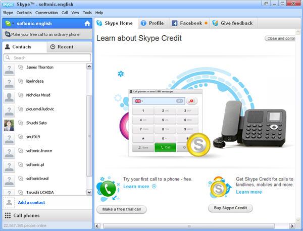 skype o1