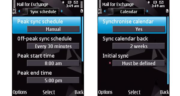 Nokia Calendar