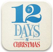 12 Days of Christmas app