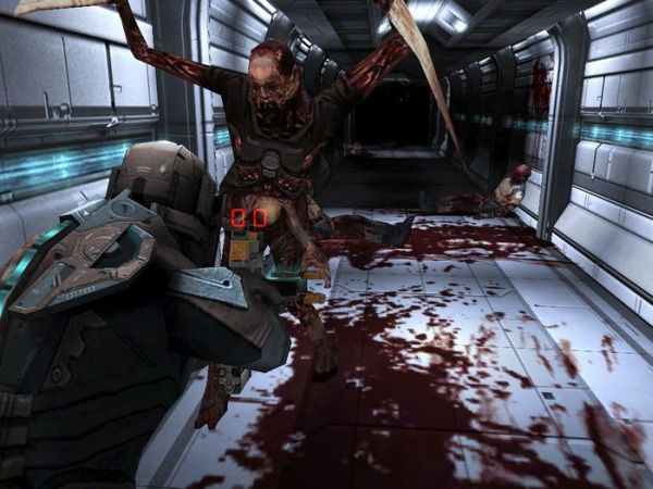 Dead Space is scary