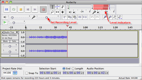 How to record internal sound on Mac OS X