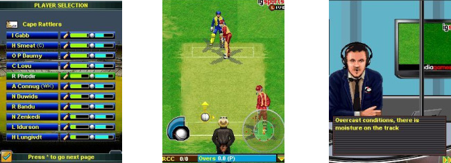 Five great free mobile cricket games