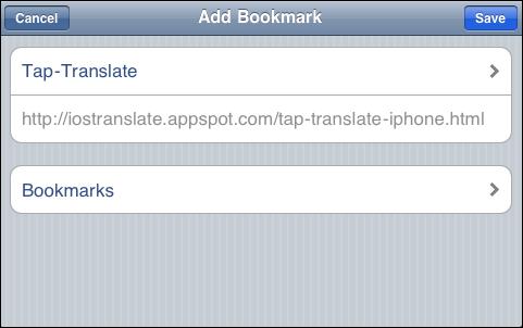Tap Translate 2