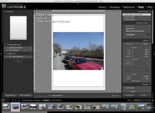 First look at adobe lightroom 3 4 rc for Website that allows you to design a room