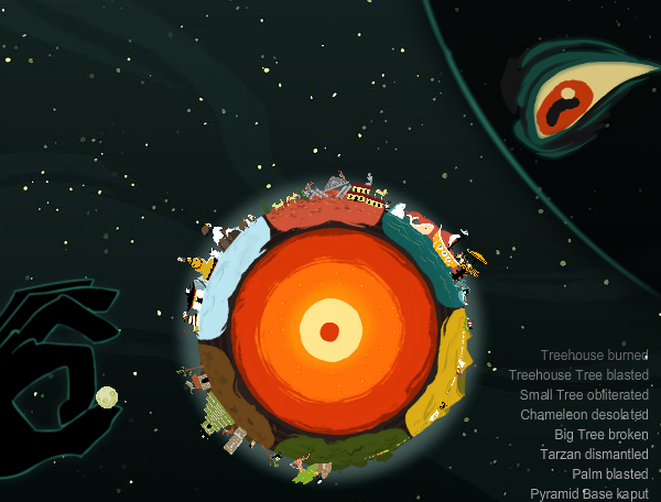 Free Browser Game: From Beyond