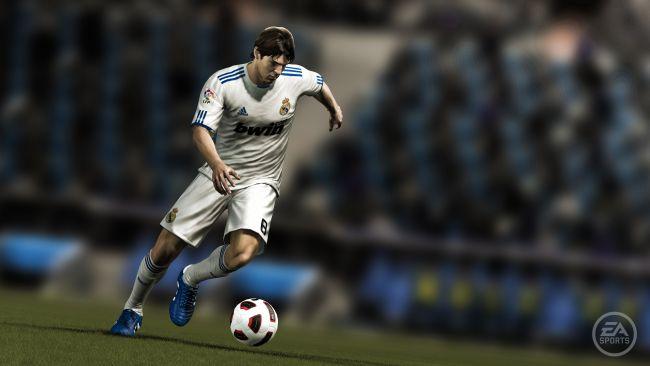 Official FIFA 12 screenshot