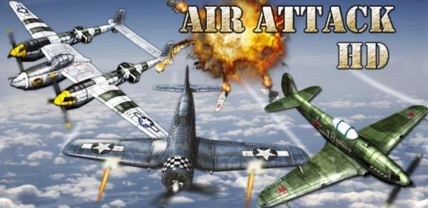 Air Attack HD Part 1