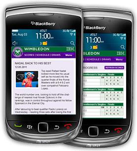 Wimbledon Mobile Site