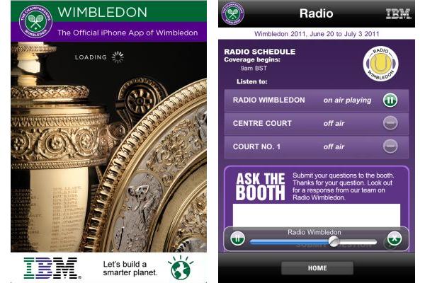 Wimbledon for iOS