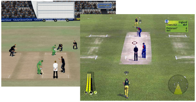 cricket games for pc free  full version 2007 softonic