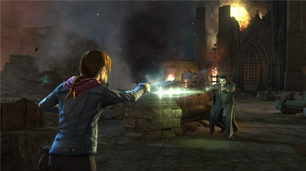 harry potter and the deathly hallows game pc free