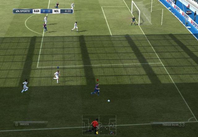 FIFA 12 gameplay