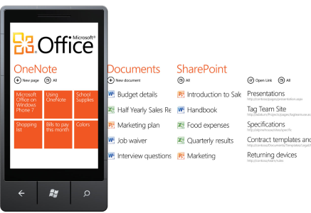 Office for Windows Phone 7
