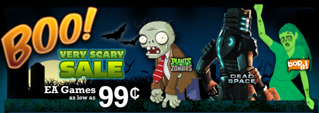the best halloween game deals on the app store