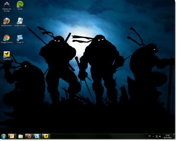 Ten great Windows 7 themes