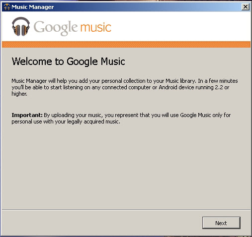 how to delete google play music account