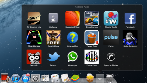 Run Android apps on your PC using BlueStacks