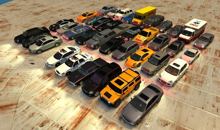 Gta san andreas new cars 2 by osa321 full game free pc, download.