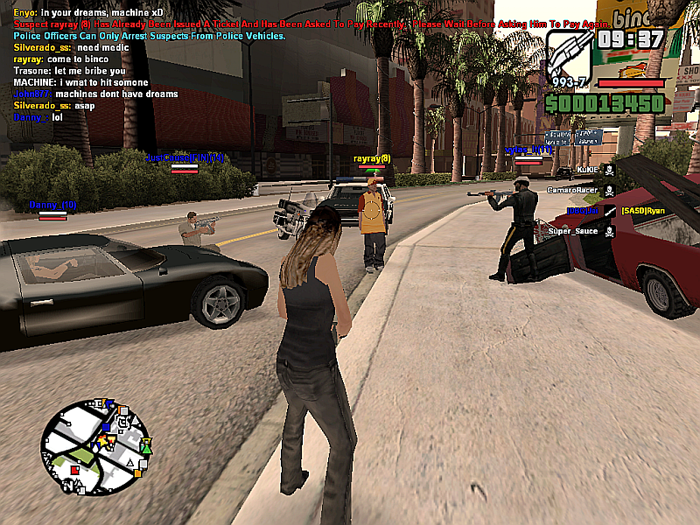 Best mods for GTA San Andreas