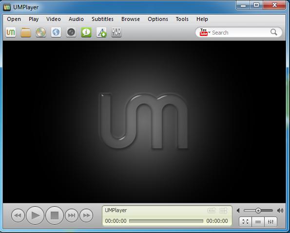 UMPlayer interface