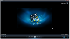 KMPlayer's 3D features