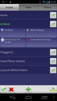 Tasker android app
