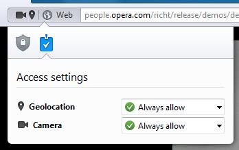 opera 12 security