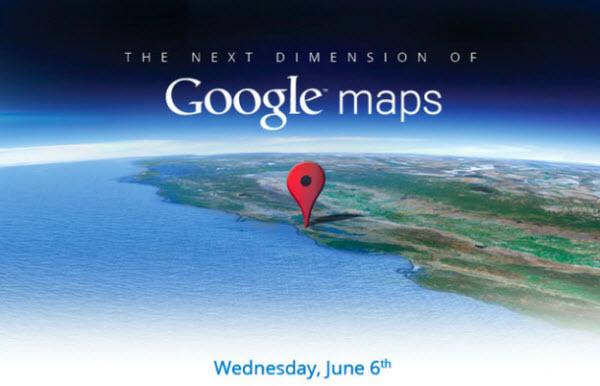 google maps hors connexion google earth 3d sur ios et android la bataille des cartes continue. Black Bedroom Furniture Sets. Home Design Ideas