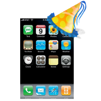 ios birthday