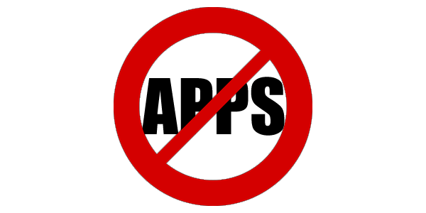 apps not compatible