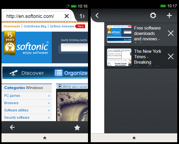 firefox mobile browser