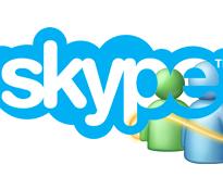 Skype and Messenger