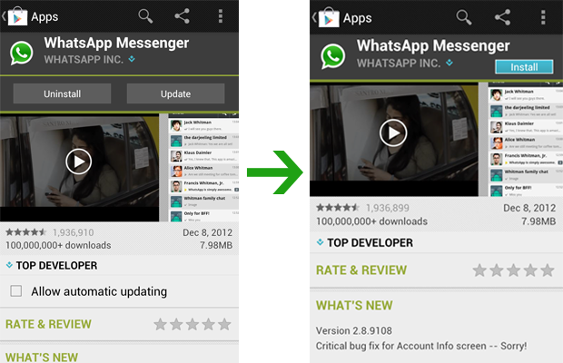 how to recover whatsapp chat history from google drive