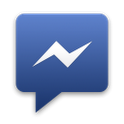 FB messenger icon