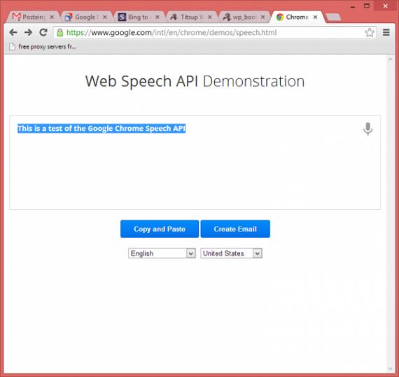 Speech-api-test-with-Chrome-25-Beta1