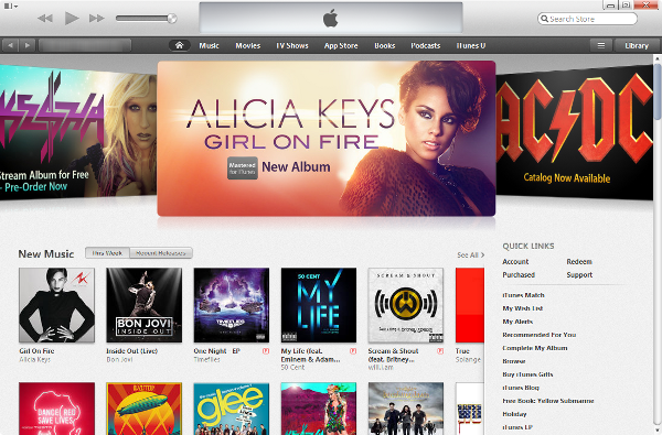 iTunes 11
