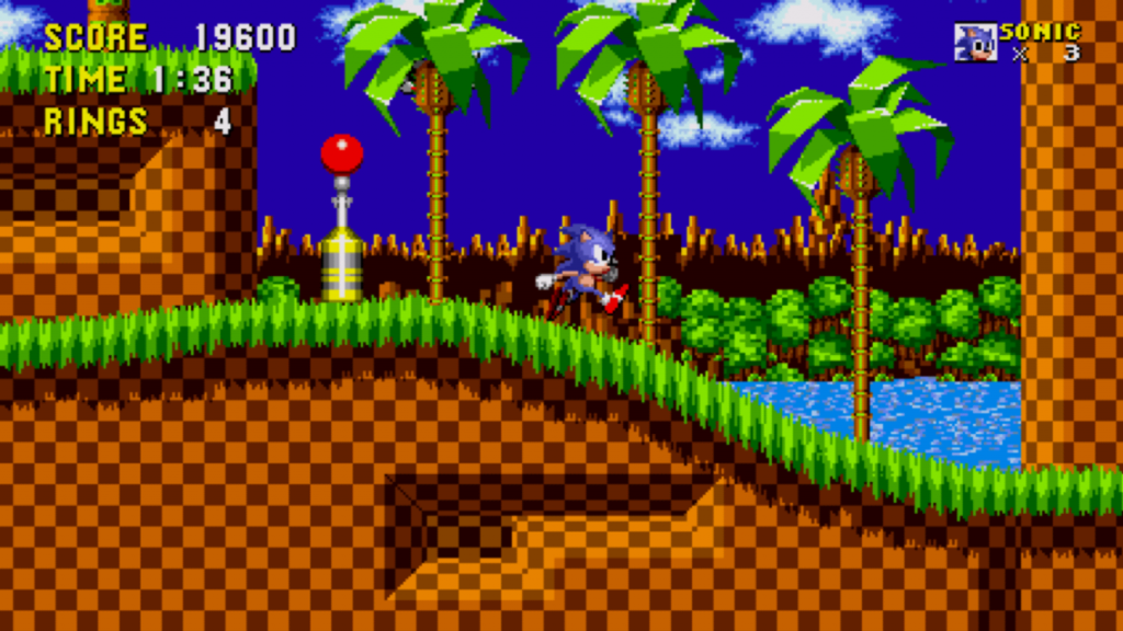 sonic the hedgehog for ios