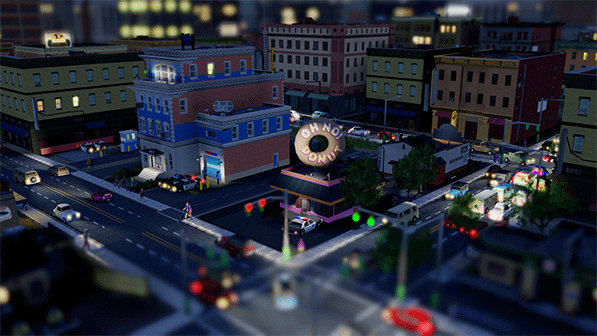 simcity 5 night