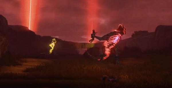 Far Cry 3: Blood Dragon is an 80s sci-fi blockbuster